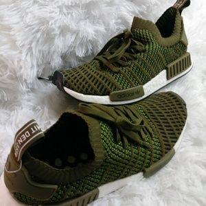 Adidas Originals NMD R1 Stlt Pk Primeknit Boost Ol